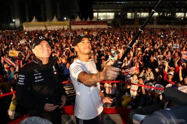 F1ステージ《画像 モビリティランド》