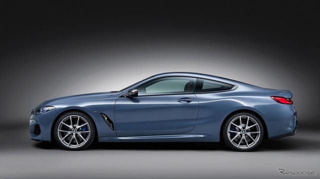 BMW8シリーズクーペ 新型《photo by BMW》