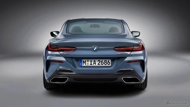 BMW 8シリーズクーペ 新型《photo by BMW》