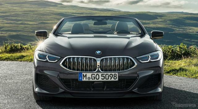 BMW 8シリーズ・カブリオレ 新型《photo by BMW》