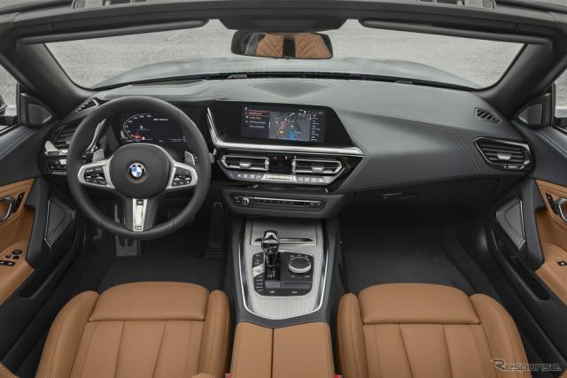 BMW Z4 ロードスター 新型《photo by BMW》