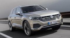 VW トゥアレグ 新型にトルク91.8kgmの最強ディーゼル、受注開始…8万9825ユーロから