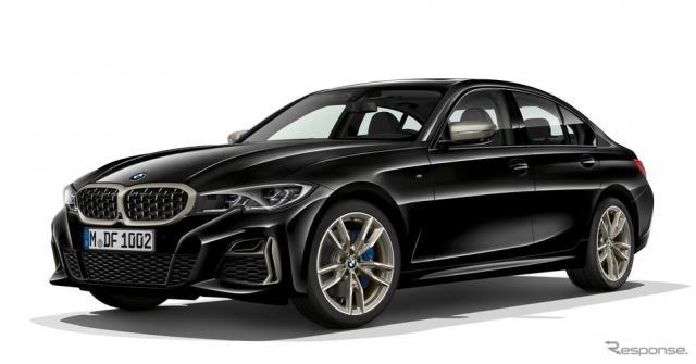 新型BMW 3シリーズの M340i xDrive セダン《photo by BMW》