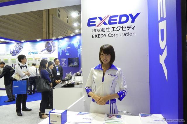 エクセディ(人とくるまのテクノロジー2019)《撮影 先川知香》