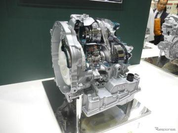 ジヤトコの目玉は軽自動車専用CVT、デイズ・eKワゴン 新型に搭載…人とくるまのテクノロジー2019