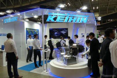 ケーヒン、未来の熱マネジメントシステムを公開…人とくるまのテクノロジー2019