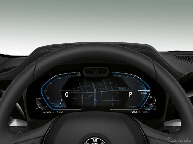 BMW 3シリーズセダン 新型のPHV「330e」《photo by BMW》