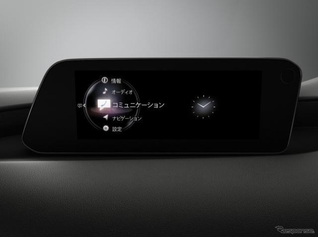 マツダ3新型《写真 マツダ》