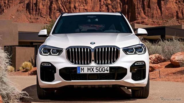 BMW X5 新型《photo by BMW》