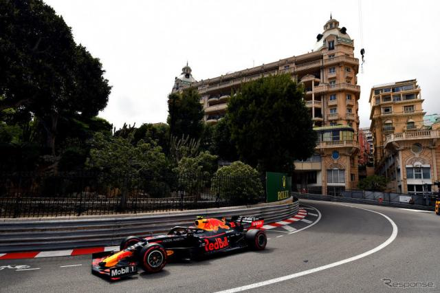 F1モナコGP(c) Getty Images