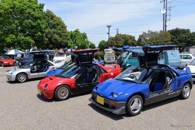 第2回 昭和・平成の軽自動車展示会《撮影 嶽宮三郎》