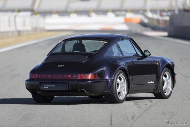ポルシェ911(964)《photo by Porsche》