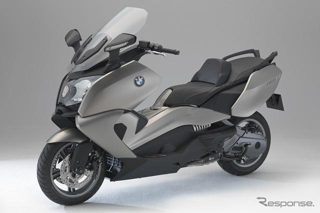 BMW C650GT(2012年)《写真 BMW》