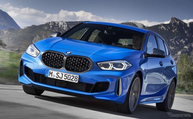 BMW 1シリーズ 新型の M135i xDrive《photo by BMW》