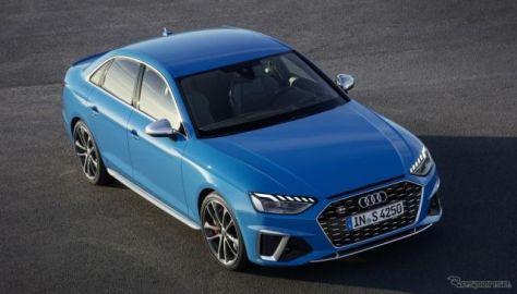 アウディ S4 と S5 、改良新型は強力ディーゼル搭載…受注を欧州で開始