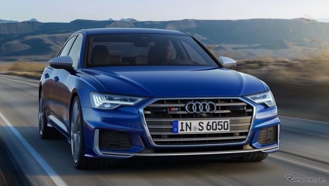 アウディ S6 セダン 新型《photo by Audi》