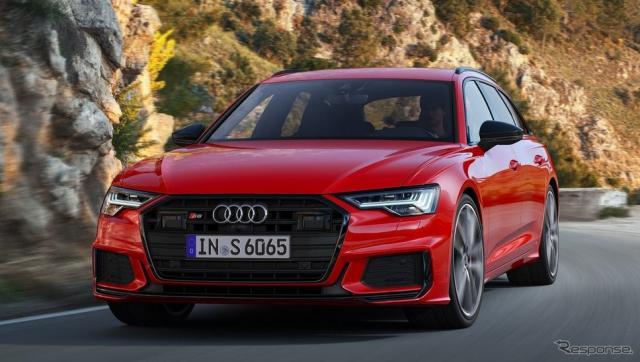 アウディ S6 アバント 新型《photo by Audi》