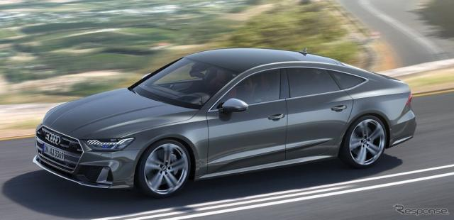 アウディ S7 スポーツバック 新型《photo by Audi》