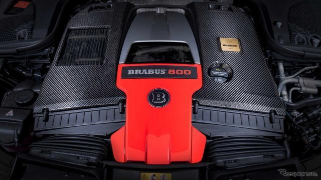 ブラバス 800《photo by BRABUS》