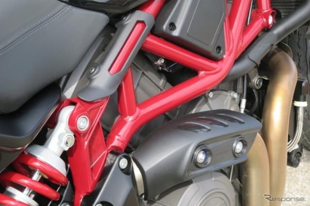 インディアン FTR1200《写真 インディアン モーターサイクル》