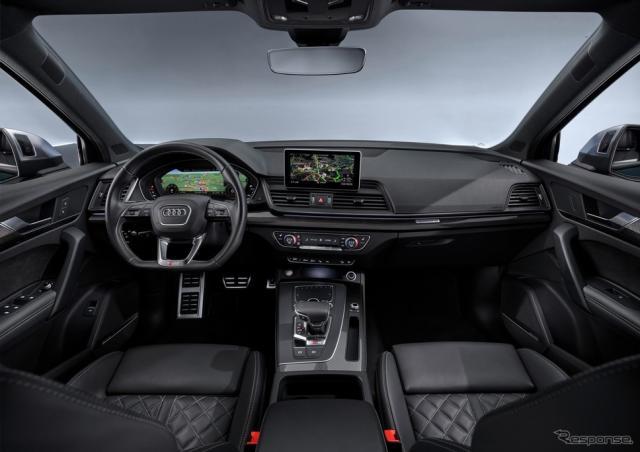 アウディ SQ5 TDI 新型《photo by Audi》