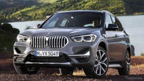 BMW X1 改良新型に初のPHV、燃費50km/リットル…2020年3月から生産へ