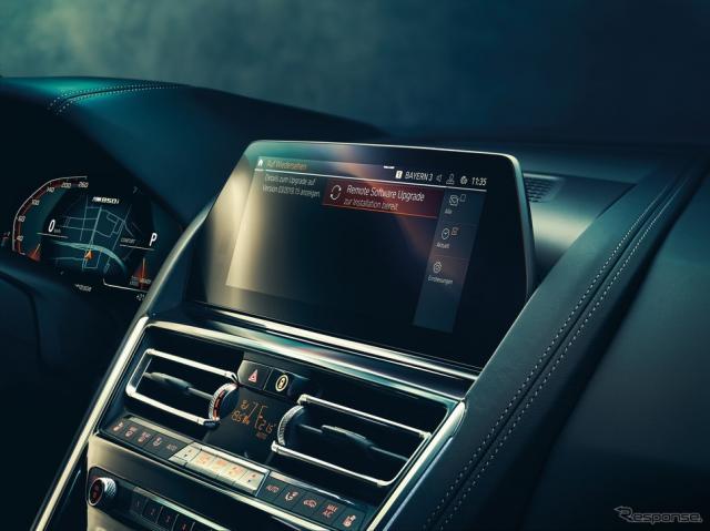 BMWインテリジェント・パーソナル・アシスタント《写真 BMW》