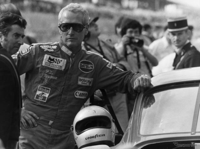 1979年、ルマン24時間耐久レーススタート前のニューマン。《photo by Getty Images》