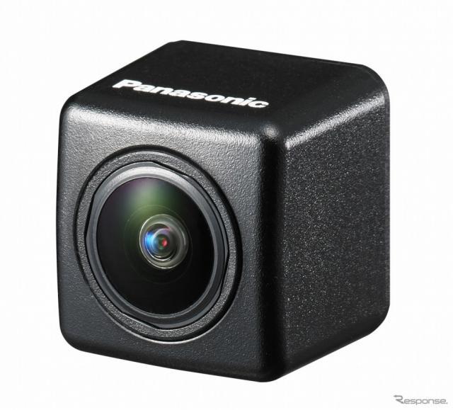 パナソニック リヤビューカメラ CY-RC100KD《写真 パナソニック》