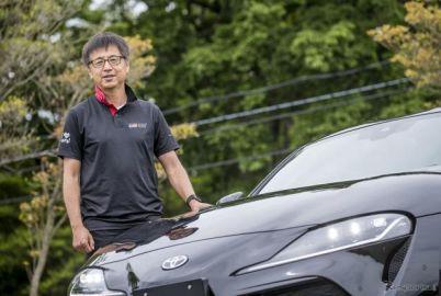 【トヨタ スープラ 新型】「最短でスープラを出すには、BMWの直6しかなかった」多田哲哉CEインタビュー[後編]