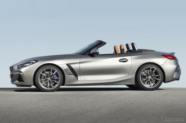 BMW Z4 新型《画像 BMW》