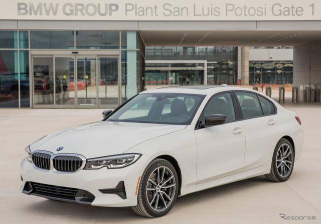新型3シリーズセダンとBMWグループのメキシコ新工場《photo by BMW》