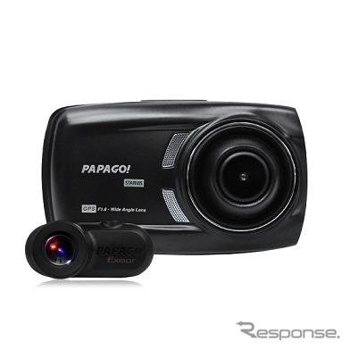 PAPAGOジャパン GoSafe S70GS1《写真 PAPAGOジャパン》