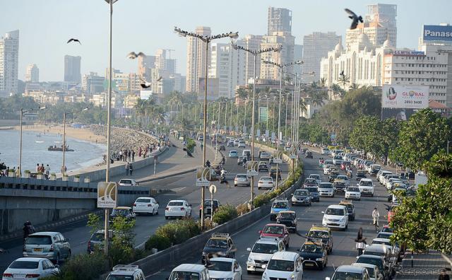 ムンバイ《photo by Getty Images》