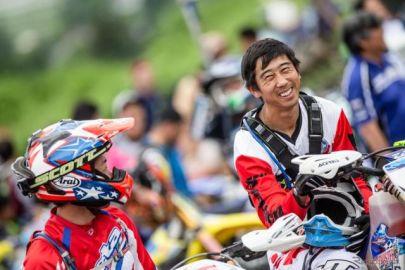 【JNCC 第4戦】初開催の全開コース戸狩で、馬場大貴が渡辺学に迫る