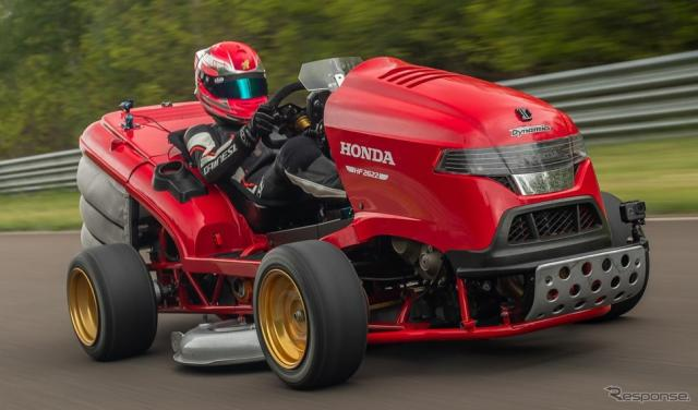 ホンダ Mean Mower V2《photo by Honda》