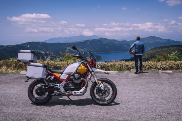 Moto Guzzi V85 TT《写真 ピアッジオ グループ ジャパン》
