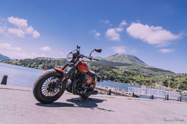 Moto Guzzi V9 Bobber Sport《写真 ピアッジオ グループ ジャパン》