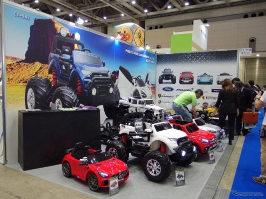 最近のおもちゃは「大人」と「ハイテク」に注目…東京おもちゃショー2019[フォトレポート]
