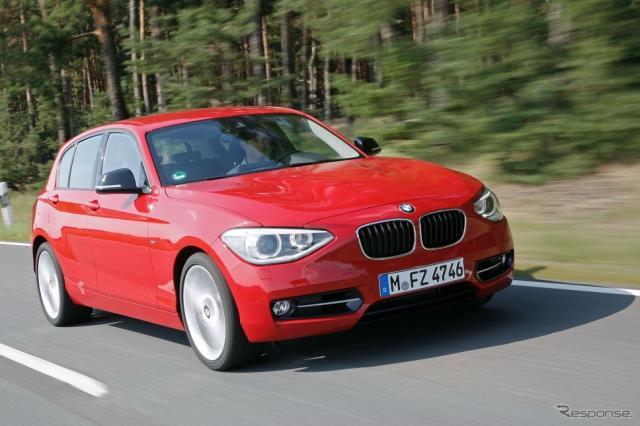 BMW 1シリーズ《写真 BMWジャパン》