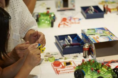 【夏休み】小学生「ものづくり教室」、ヤマハとヤマハ発動機が共同開催