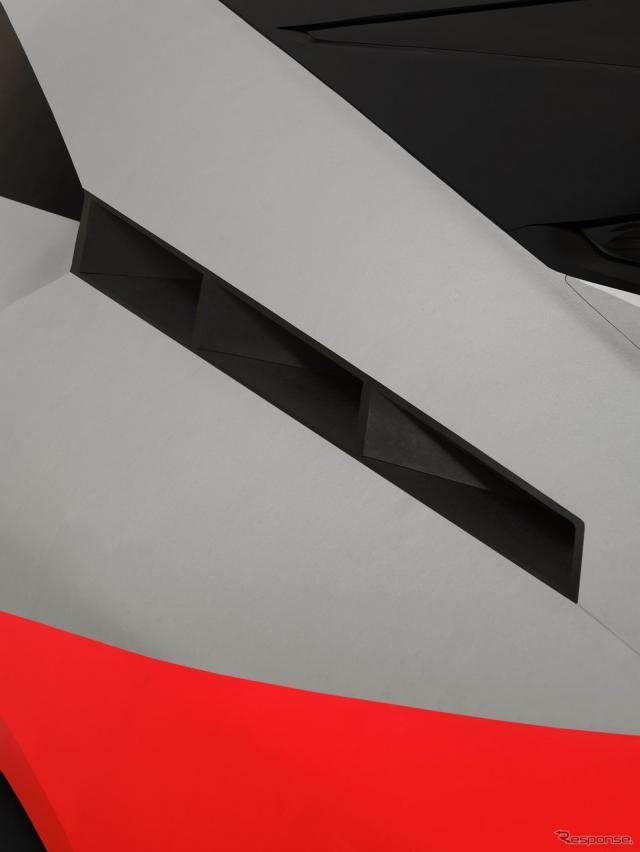 BMW ヴィジョン M ネクスト のティザーイメージ《photo by BMW》