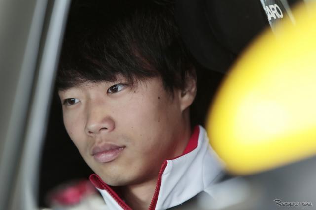 ポルシェジャパンジュニアドライバーに選ばれた石坂瑞基《写真 ポルシェジャパン》