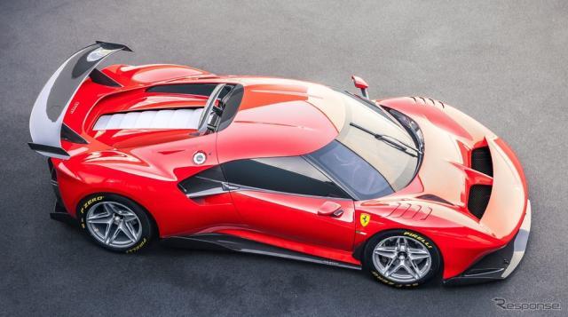 フェラーリ P80/C《photo by Ferrari》