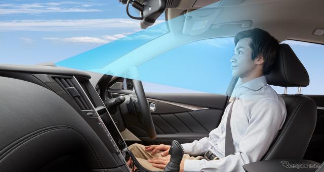 日産プロパイロット2.0《画像 日産自動車》