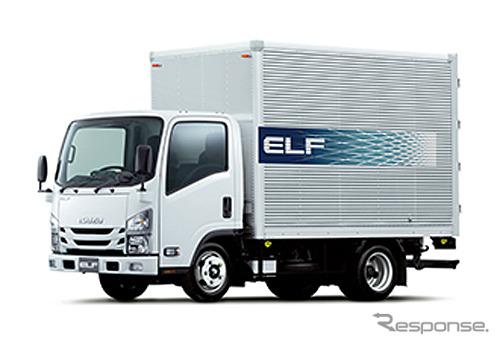いすゞ エルフ(参考画像)《写真 いすゞ自動車》