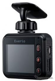 JVCのドラレコ「エブリオ」、Wi-Fi搭載の新製品発売へ