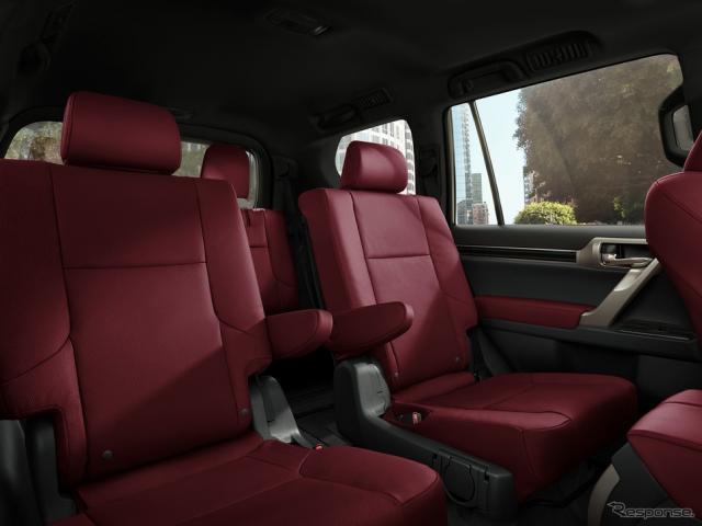 レクサス GX の2020年モデル《photo by Lexus》