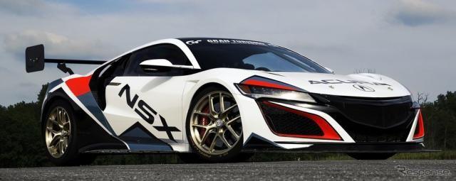 ホンダ NSX に625馬力「タイムアタック」仕様…パイクスピーク2019に参戦へ