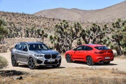 BMW X3/X4 にMモデル登場、新開発3リットル直6ツインターボ搭載 1268万円より
